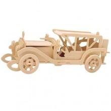 Woodcraft Dřevěné 3D puzzle sumbeam P017