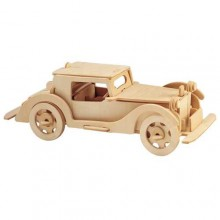 Woodcraft Dřevěné 3D puzzle Auburn 851 SC