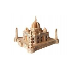 Woodcraft Dřevěné 3D puzzle Taj Mahal