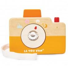 Le Toy Van Petilou Dřevěný fotoaparát