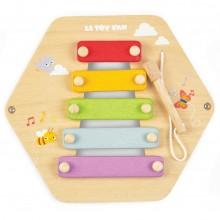Le Toy Van Petilou hrací panel xylofon