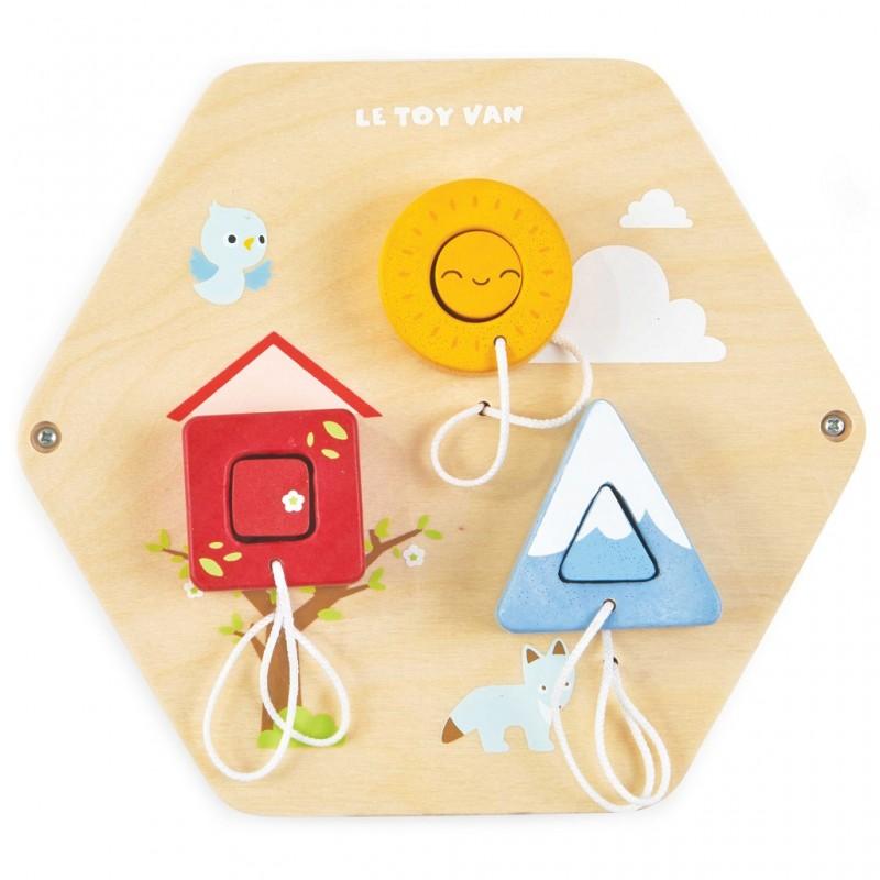 Le Toy Van Petilou panel tvary