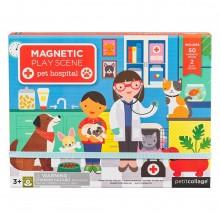Petitcollage Magnetická tabulka veterinární klinika