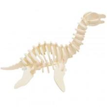Woodcraft Dřevěné 3D puzzle Plesiosaurus