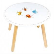 Tidlo Dřevěný stůl Animal
