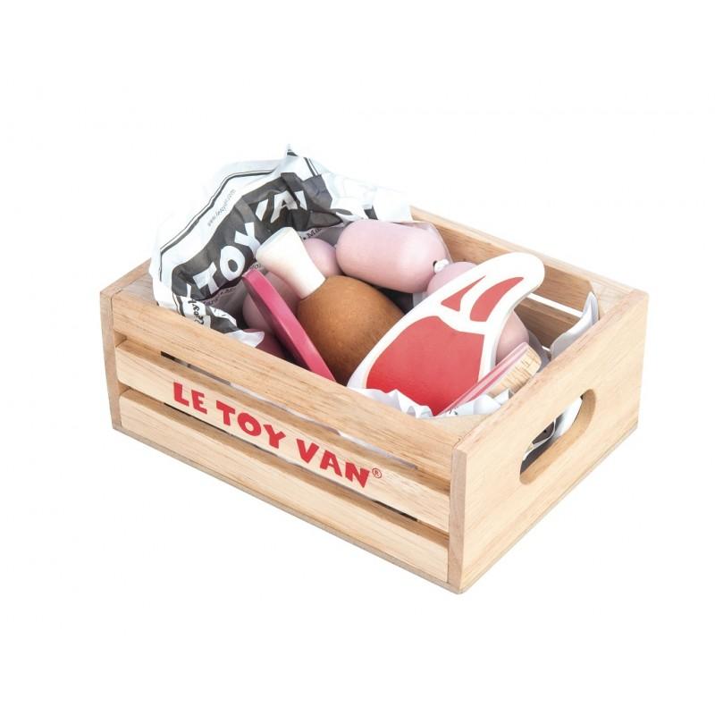 Le Toy Van Bedýnka s uzeninami