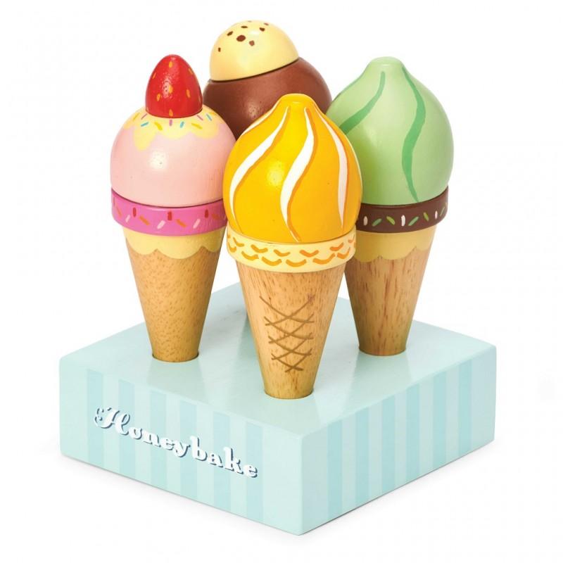 Le Toy Van Sladké zmrzliny