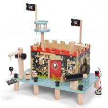 Le Toy Van Pirátská pevnost Buccaneer