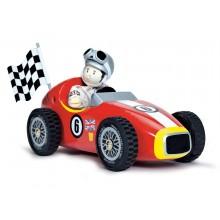 Le Toy Van Formule červená