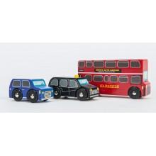 Le Toy Van Set dopravních prostředků London
