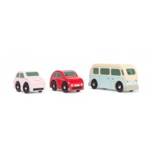 Le Toy Van Set autíček Retro