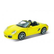 Welly - Porsche Boxter 1:24 žluté