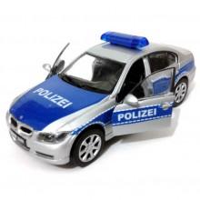 Welly - BMW 330i 1:34 policejní