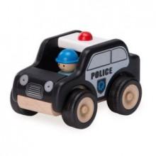 Dřevěné Mini hlídkové vozidlo