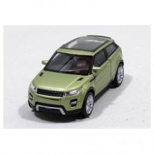 Welly - Land Rover Range Rover Evoque model 1:34 metalická