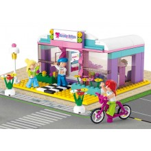 Sluban Girls Dream Town M38-B0526 Salón krásy