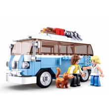 Sluban Modely M38-B0707 Happy bus