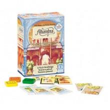 Deskové rodinné hry - Alhambra - Vezírova přízeň 1.rozšíření