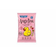 Zdravé mlsání - BIO kukuřičný snack Angelina s mrkví a jablkem