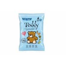 Zdravé mlsání - BIO kukuřičný snack Teddy s mrkví a dýní
