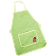Bigjigs Toys - Zahradní zástěra zelená s beruškou