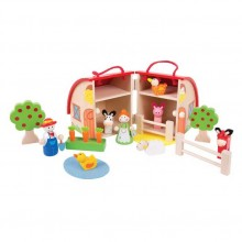 Bigjigs Toys Farma