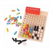 Bigjigs Toys dřevěná hra - Logik