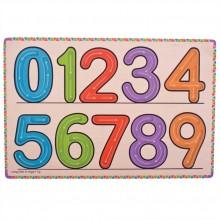 Bigjigs Toys Jak se píšou čísla