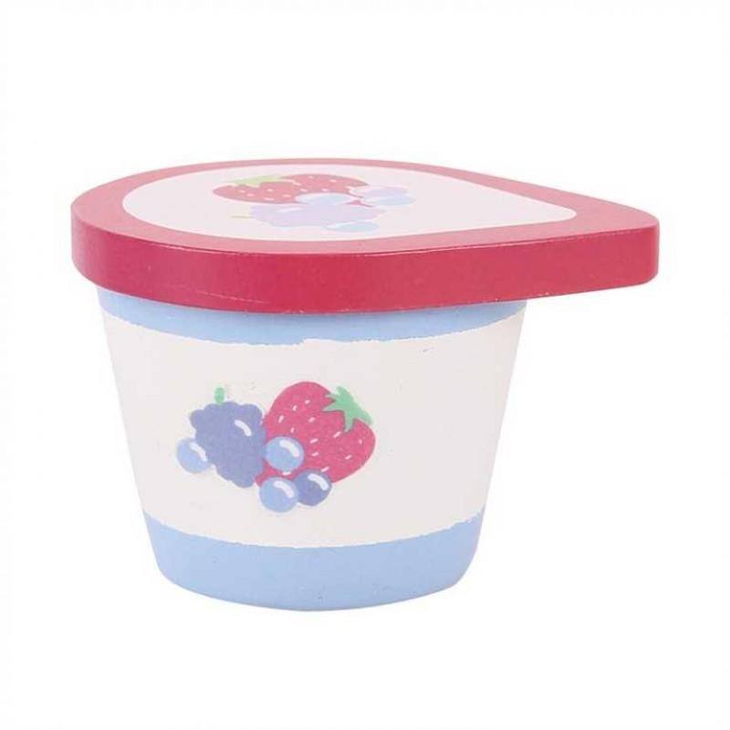 Bigjigs Toys Jogurt 1 ks