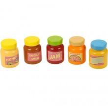Bigjigs Toys dřevěné potraviny - Sklenička 1ks