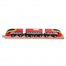 Bigjigs Rall Virgin Pendolino