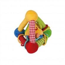 Bigjigs Baby Textilní aktivní trojúhelník