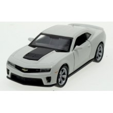 Welly - Chevrolet Camaro ZL1 model 1:34 bílé