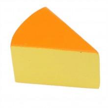 Bigjigs Toys dřevěné potraviny - Sýr