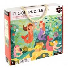 Petitcollage Podlahové puzzle mořské víly