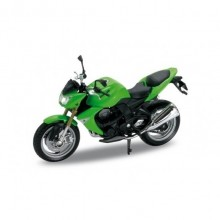 Welly - Motocykl Kawasaki Z 1000 model 1:18 zelená