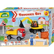 Lena Truckies set stavba