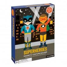 Petitcollage Magnetické puzzle - Superhrdinové