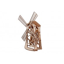 Wood Trick 3D mechanické puzzle - Mlýn