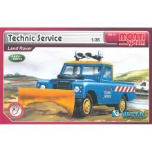 Monti System - Technic service