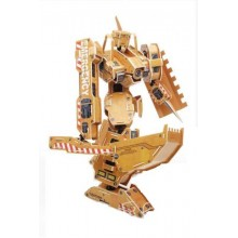 Alexander Patton ohebný microrobot