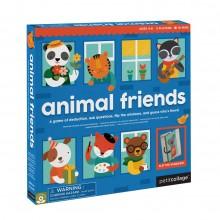 Petitcollage Hra zvířecí kamarádi