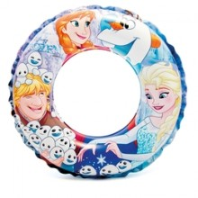 Nafukovací kruh Frozen