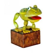 Detoa Mačkací figurka Žába