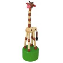 Detoa Mačkací figurka Žirafa