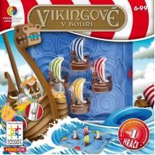 Mindok Vikingové v bouři