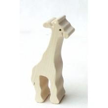 Fauna Dřevěné zvířátko žirafa