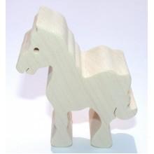 Fauna Dřevěné zvířátko kůň
