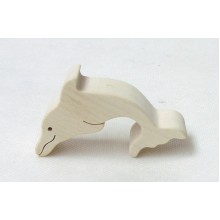 Fauna Dřevěné zvířátko delfín