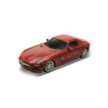 Welly - Mercedes-Benz SLS AMG model RC 1:24 červený